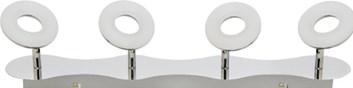 Svítidlo HL 7144L stropní dekorativní 4x5W 220-240V chróm