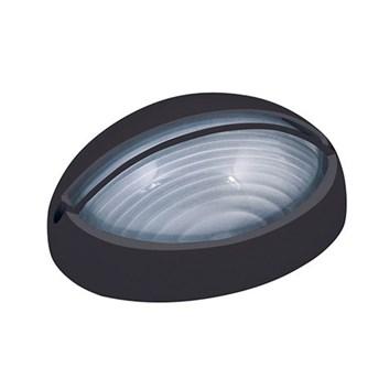 Svítidlo HL903 průmyslové E27 220-240V černá/šedá