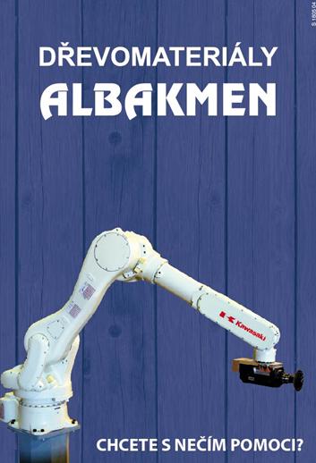 Robotické obrábění dřeva