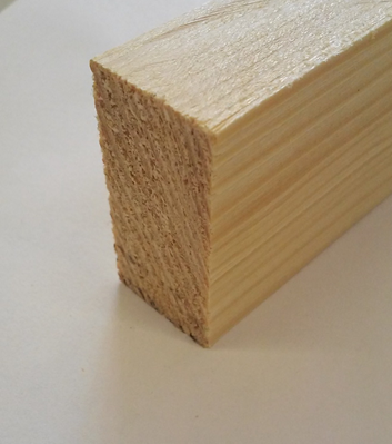 Hoblované dřevo, lišty