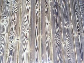 Opalování dřeva