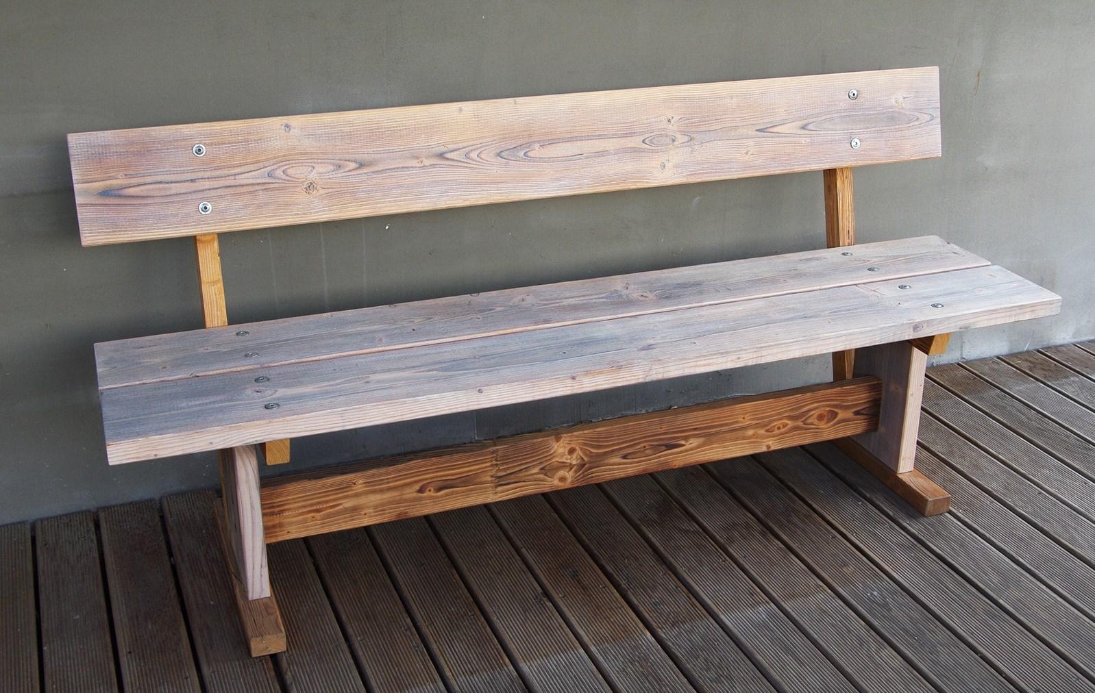 Zahradní lavice KVH 1800mm