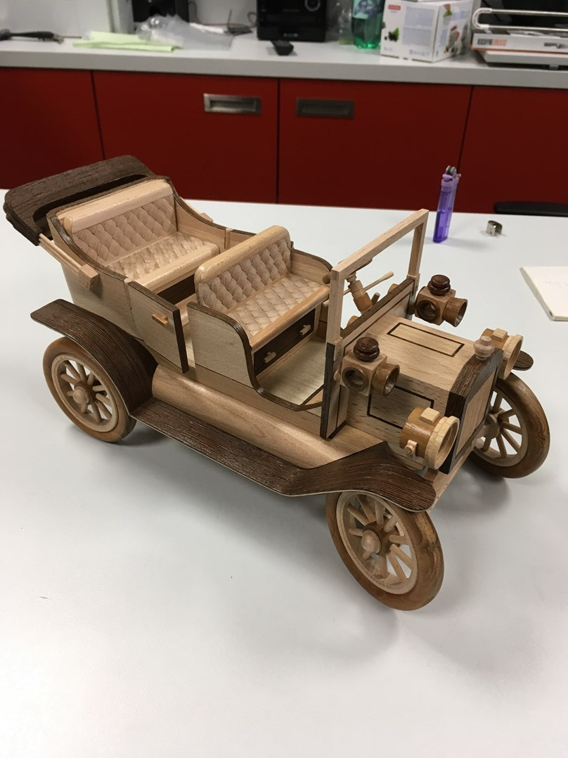 Autíčko Fordovka - 5800,- Kč s DPH