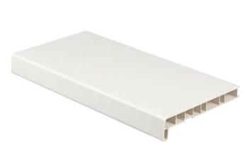 Parapet akryl. bílý satén 300/6000 /609,80 Kč/bm
