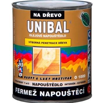 Fermež napouštěcí UNIBAL  0,75