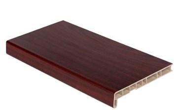 Parapet akryl. mahagon matný 300/6000 /609,80 Kč/bm