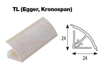 TL Mramor Pelago bílý 4,1m F166 /100,40,-Kč/bm