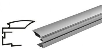 Sevroll madlo Alfa II.   2,7m   stříbrná /184,50 Kč/ks