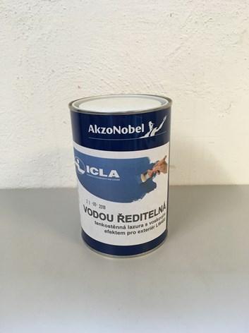 Lazura transparentní  napouštěcí alkydová 1lt 385,- Kč s DPH