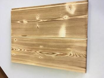 Opalování dřeva I. stupeň /41,57 Kč/m2/ bez DPH