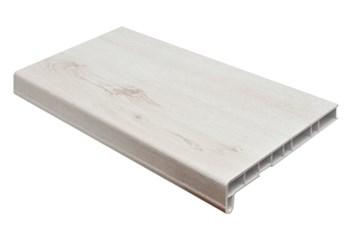 Parapet akryl. bílý dub lesklý 300/6000 /609,80 Kč/bm