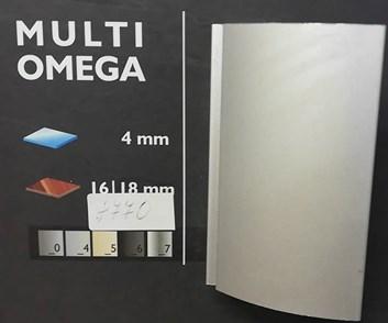 Laguna lišta boční   Multi-Omega   2,7m   8770    natur /195,30 Kč/ks