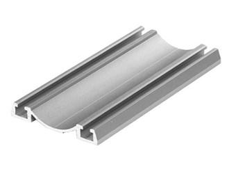 Sevroll Elegant II spodní vedení   2,35m   stříbrná /169,60 Kč/ks