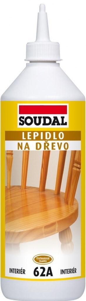 SOUDAL 62A Lepidlo na dřevo 750g