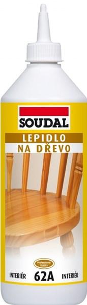 SOUDAL 62A Lepidlo na dřevo 750g /117,30 Kč/ks
