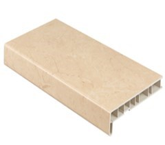 Parapet akryl. palermo matný  300/6000 /609,80 Kč/bm