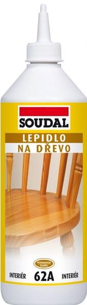 SOUDAL 62A Lepidlo na dřevo 250g /66,20 Kč/ks
