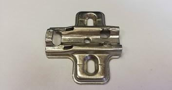 STRONG Podložka clip   H2 /vrut k tlum. /3,60 Kč/ks
