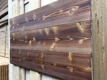 Opalování dřeva II. stupeň /45,69,- Kč/m2/ bez DPH