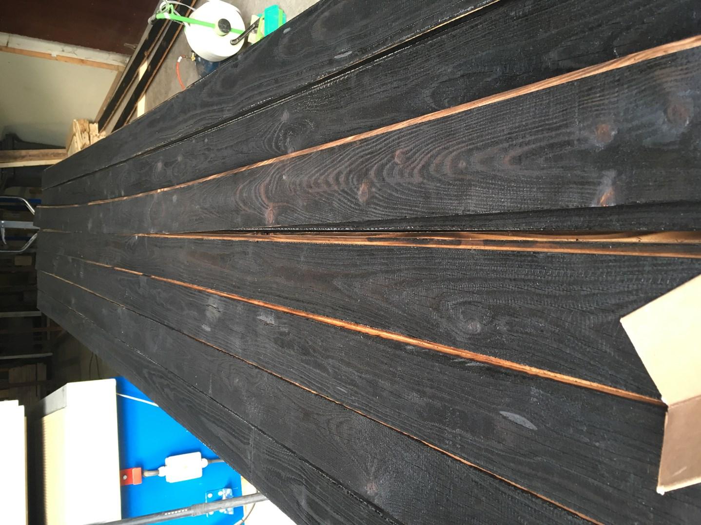 Opalování dřeva III. stupeň /50,42 Kč/m2/ bez DPH