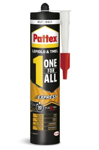 PATTEX One For All Express lepidlo bílé 390g