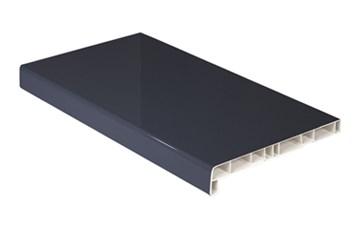 Parapet akryl. Antracit lesk 300/6000 /670,80 Kč/bm