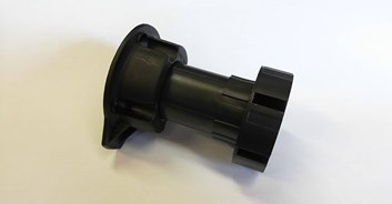 Nožička rektif.   80mm   MX /6,60 Kč/ks