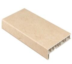 Parapet akryl. palermo lesk  300/6000 /609,80 Kč/bm
