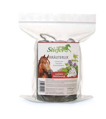 Stiefel Bylinkový liz (Balení, 1 kg)