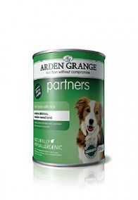 Arden Grange Partners Lamb, Rice & Vegetables 395 g