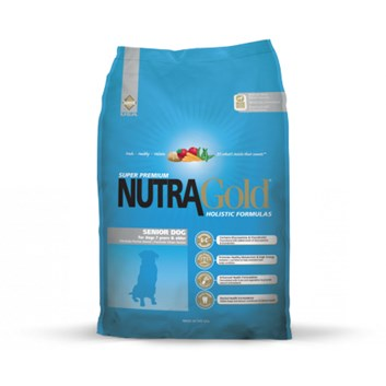 Nutra Gold Holistic Senior Dog 3 Kg