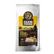 Farm Fresh – Chicken Sensitive Grain Free 25 Kg ( 15 Kg + 10 Kg )