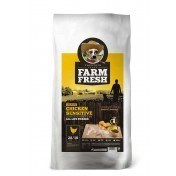 Farm Fresh – Chicken Sensitive Grain Free 25 Kg ( 15 Kg + 10 Kg )