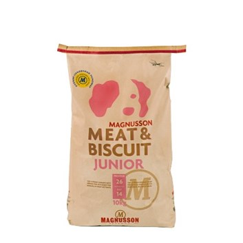 MAGNUSSON Meat&Biscuit JUNIOR 10 Kg