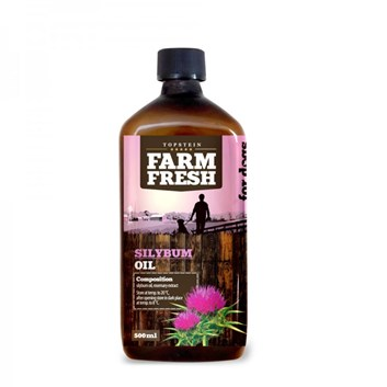 Farm Fresh – Silybum Oil - Ostropestřecový olej 200 ml