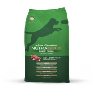 Nutra Gold Grain Free Duck & Sweet Potato 13,6 Kg
