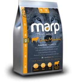 Marp Natural Green Mountains - jehněčí 12 Kg + konzerva ZDARMA