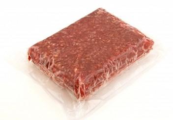 Hovězí-krůtí maso s kostí 1 Kg