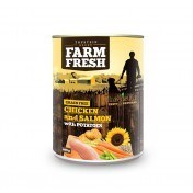 Farm Fresh – Chicken & Salmon with Potatoes 800 g