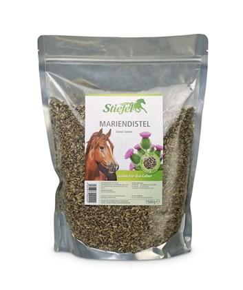 Stiefel Ostropestřec, (Sáček 1,5 Kg semena celá)