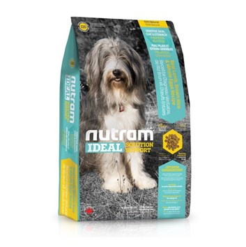 I20 Nutram Ideal Sensitive Skin Coat Stomach Dog 2,72 Kg