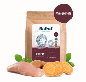 Rufruf Farmářský krocan MINIGRANULE 2 Kg