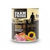 Farm Fresh – Sheep with Sweet Potatoes 400g