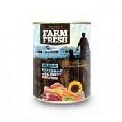 Farm Fresh – Buffalo with Sweet Potatoes 400 g