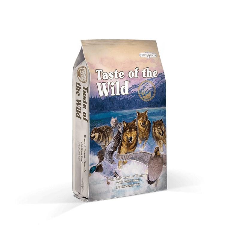 TASTE OF THE WILD Wetlands Wild Fowl 5,6 Kg