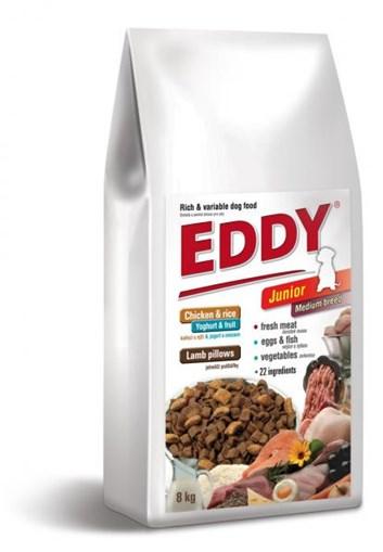Eddy Junior Medium breed 8 Kg