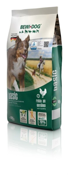 BEWI DOG Basic - rich in poultry 800 g