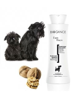 Biogance šampón Dark black 250 ml