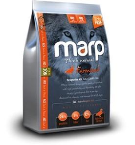 Marp Natural Farmland - kachní 12 Kg + konzerva ZDARMA