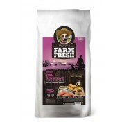 Farm Fresh – Fish Sensitive Adult Large Breed Grain 15 Kg